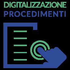 Digitalizzazione delle regioni - Digitalizzazione dei procedimenti | Sygest
