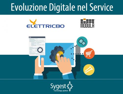 Evoluzione digitale nel Service — evento Sygest —                                      12 Aprile ore 9:00 – Villa Marchetti (Via Fossa Buracchione, 84 – Baggiovara – MO).