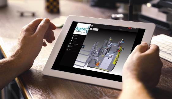 Catalogo ricambi: il software App spare parts   Sygest Srl