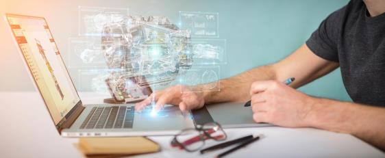 Documentazione 3D - Digital Advanced Visualization | Sygest Srl