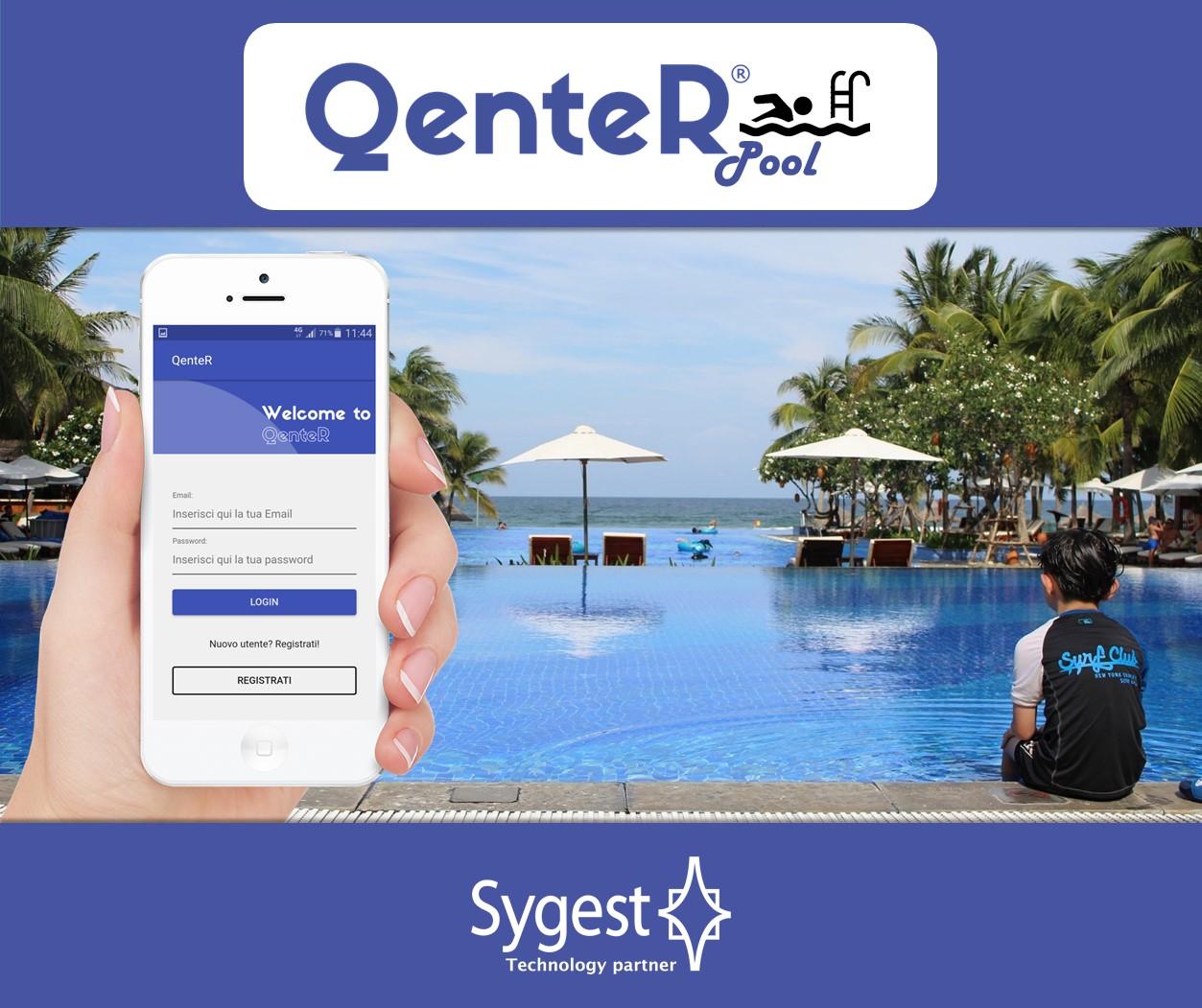QenteR Pool - App prenotazione piscina | Sygest Srl