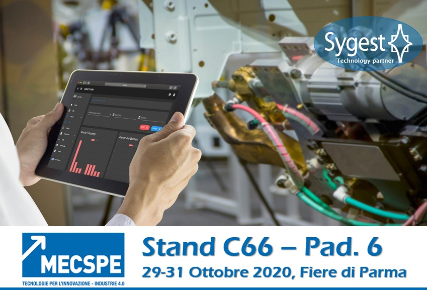 MECSPE 2020 - Industria 4.0 & Service Management | Sygest Srl