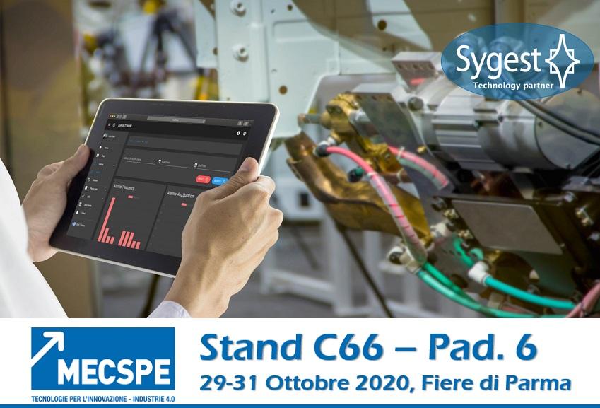 MECSPE 2020 - Industria 4.0 & Service Management   Sygest Srl